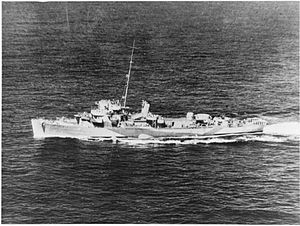 HMS Torrington FL20186