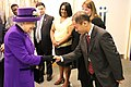 HM The Queen marks IMO Anniversary (39965295604).jpg