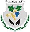 Huy hiệu của Almamellék