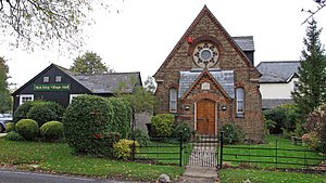 Matching, Essex - Matching Village Hall and Matching Tye Chapel