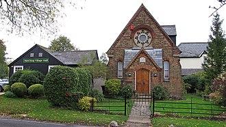 Matching, Essex - Matching Village Hall and Matching Tye Chapel