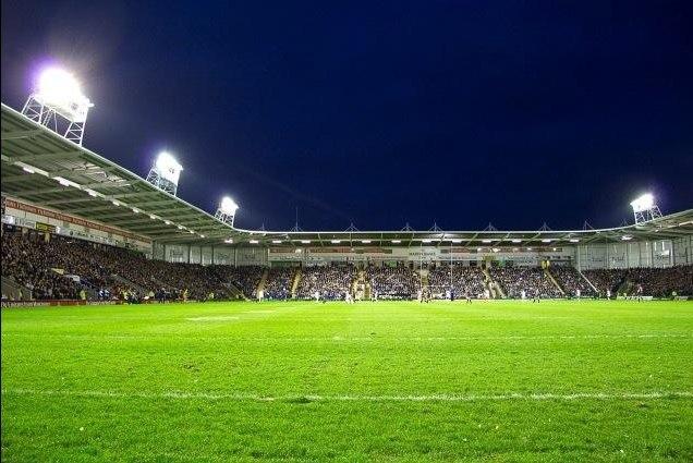 Halliwell Jones Stadium
