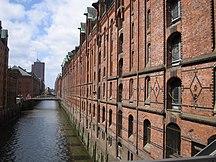 Amburgo-Monumenti e luoghi d'interesse-Hamburg Speicherstadt