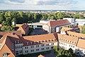 Hanau Schlossplatz Blick vom Turm der Johanneskirche 2017.jpg