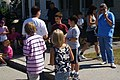 Handing out stickers (1320790287).jpg
