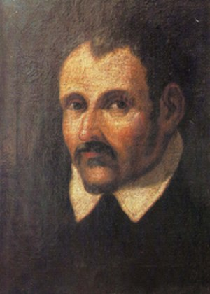 Hanibal Lucić - Portrait of Hanibal Lucić