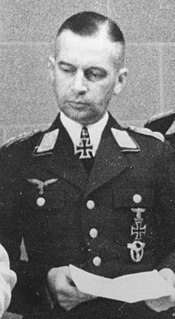 Hans Jeschonnek German Generaloberst