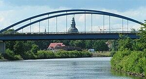 Haren, Germany - Image: Haren Emsbrücke