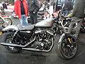 Harley-Davidson XL 883 Iron@Motodays 2016@Nuova Fiera di Roma 09.JPG