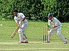 Harlow Town CC v Old Victorians CC at Harlow, Essex, England 018.jpg
