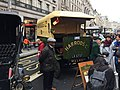 Harrod's Walker electric van from 1919 LW67637 at the Regent Street Motor Show.jpg
