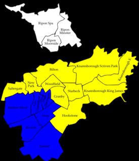 2006 Harrogate Borough Council election