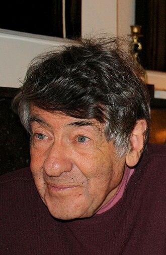 Harry Halbreich - Harry Halbreich in 2009