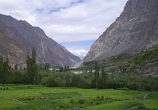 Place in Gilgit Baltistan, Pakistan