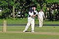 Hatfield Heath CC v. Netteswell CC on Hatfield Heath village green, Essex, England 57.jpg