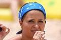 Havaianas Australia Day Thong Challenge (6763906909).jpg