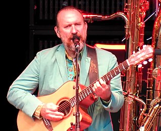 Colin Hay Australian musician and actor