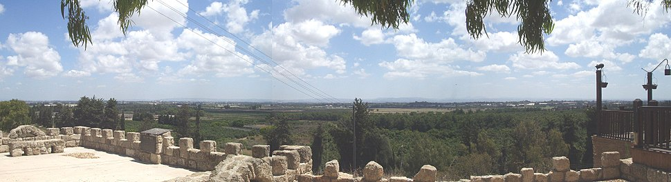Heffer vally panorama