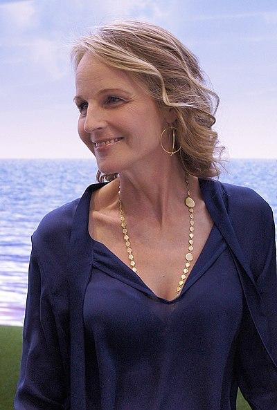 Helen Hunt, American actress, film director, and screenwriter