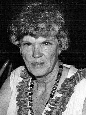Helen Andersen - Helen Andersen (1919-1995).