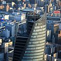 Heliport of Nagoya Mode Academy Spiral Towers.JPG