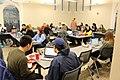 Helping Parkland HGAPS edit-a-thon at UNC Chapel Hill 01.jpg