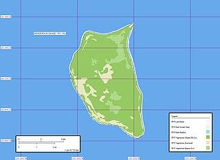 Henderson Island (Pitcairn Islands) uninhabited uplifted atoll northeast of Pitcairn Island