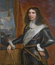 Henri de la Tour d'Auvergne, Vicomte de Turenne by Circle of Philippe de Champaigne.jpg
