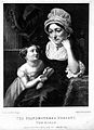 """Henry P. Briggs """"The Grandmother's present, the Bible"""" Wellcome L0019225.jpg"""