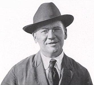 Henry Schulte - Schulte at Nebraska, 1922