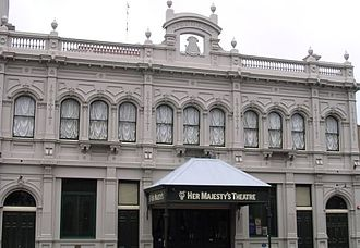 Melbourne Sun Aria - Her Majesty's Theatre, Ballarat, where the competition is held