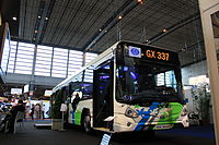 Heuliez GX337 SEM 2014 Paris Exposition.JPG