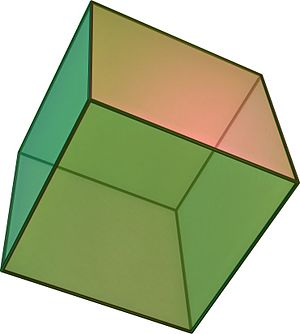 Sphericity - Hexahedron (cube)