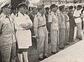 High officials at Sudirman's graveside (including Asaat), Kenang-Kenangan Pada Panglima Besar Letnan Djenderal Soedirman, p23.jpg
