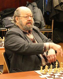 Hillar Kärner International Chess Master