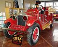 Hillsboro Fire Department 1924 Stutz fire truck side flash - Oregon.JPG