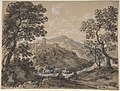 Hilly Landscape with Travellers MET DP803726.jpg