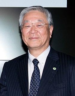 Hiroaki Nakanishi cropped 2 Philip Hammond and Hiroaki Nakanishi 20160108.jpg