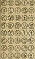 Historia Byzantina duplici commentario illustrata - prior, Familias ac stemmata imperatorum constantinopolianorum, cum eorundem augustorum nomismatibus, and aliquot iconibus - praeterea familias (14744710886).jpg