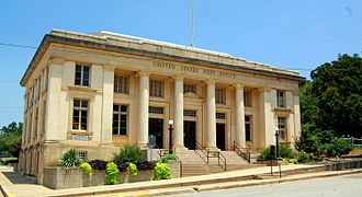 Mineral Wells, Texas - Historic post office in Mineral Wells