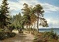 Hjalmar Munsterhjelm - Road in Finland.jpg