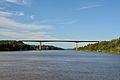 Hohenhörn, Autobahnbrücke über den Nord-Ostsee-Kanal NIK 2583.JPG