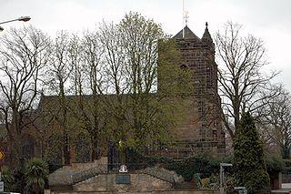 Church in Birmingham, England