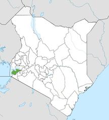 Homa Bay District