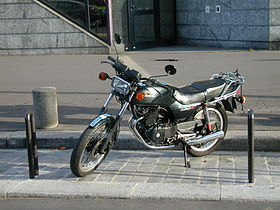 Image illustrative de l'article Honda CB 250 RS