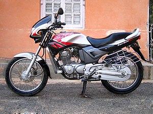 Hero Honda CBZ - Wikipedia on