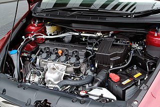 Honda R engine Motor vehicle engine