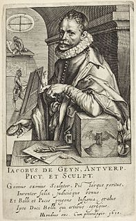 image of Jacques de Gheyn II from wikipedia