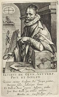 Hondius - Jacobus de Geyn Antwerp Pict et Sculpt p63.jpg