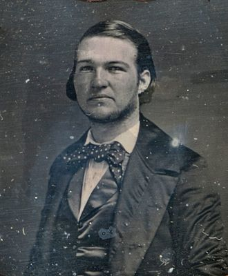 Horace Gray - Horace Gray circa 1850